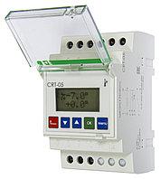 CRT-05 Программируемый многофункциональный контроллер предназначен для контроля отопительного оборудования