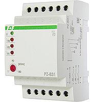 PZ-831 Реле контроля уровня, Три контролируемых уровня, Контакт 3Z, 8 А. Может применяться для контроля жидкос