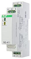 BIS-411 Реле импульсные (бистабильные), Управление группами нагрузок. Максимальный ток нагрузки 16 А. С функци