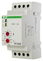 RT-820 Аналоговые однофункциональные регуляторы температуры, 50-264 В АС/DC,1NO/NC, 16А
