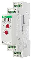 """PCG-417 Реле времени, """"Звезда- треугольник"""". Напряжение 230 В; 50 Гц, 24 В AC/DC"""