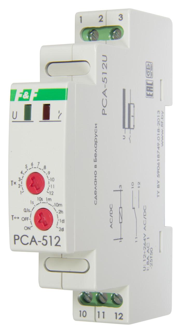 PCA-512U Реле времени,