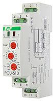 PCU-510, Реле времени, Напряжение 230 В / 24 В АС/DC. Выдержка времени 0,1 сек – 24 сут, Контакт 2NO/NC, 8A