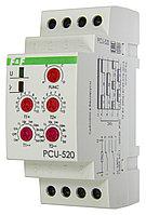 PCU-520 Реле времени, Напряжение 230 В, Контакт 2NO/NC, выдержка времени 0,1 сек. – 24 суток