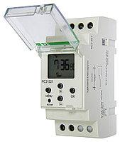 PCZ-521 Реле времени программируемые, 24 - 264 В AC/DC, Одноканальное, 1NO/NC, 16 А, Функция NFC
