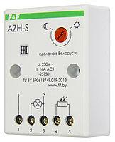 AZH-S Фотореле (автоматы светочувствительные), Выносной фотодатчик. Максимальный ток нагрузки - 16 А.