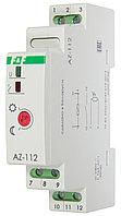 AZ-112 Фотореле (автоматы светочувствительные). Выносной фотодатчик. Максимальный ток нагрузки - 16 А. Din