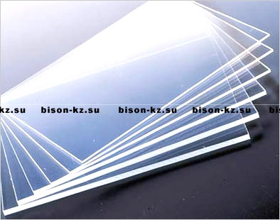 PVC - листовой 0.35 прозрачный