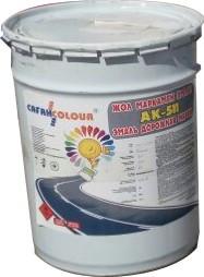 """Краска для дорожной разметки АК-511""""Горожанка"""""""