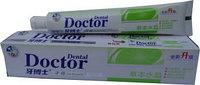 Отбеливающая зубная паста Doktor Dental (лимон)