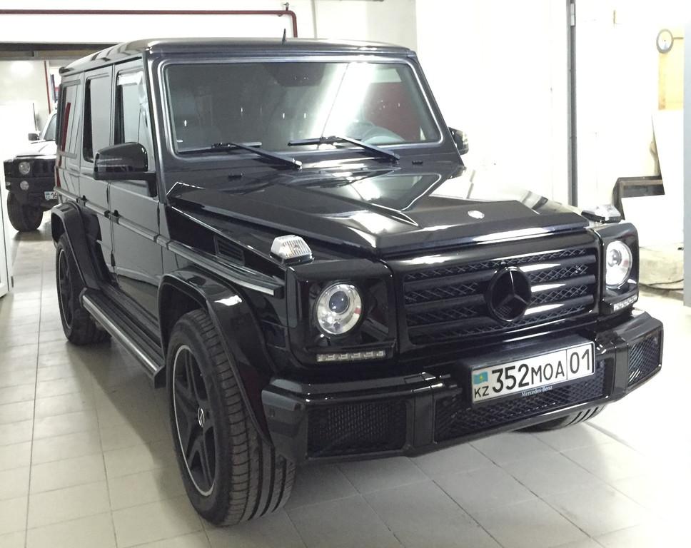 Mercedes - Benz G55