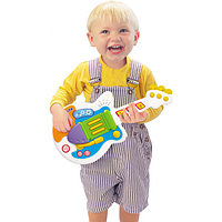 Развивающая игрушка музыкальная Weina Гитара, фото 1