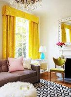 Красивые шторы портьерные