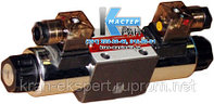 Гидрораспределитель с электромагнитным управлением 24V 4WE6E6X