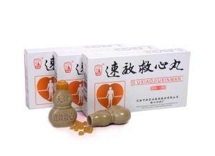 "Таблетки ""Сусяоцзюсивань"" (Suxiaojiuxinwan) - скорая помощь сердцу"
