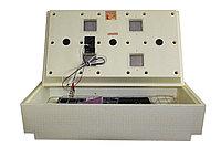 Старый модель. Инкубатор Золушка, 98 яиц с автопереворот, 220В/12В/гор, аналоговый терморегулятор