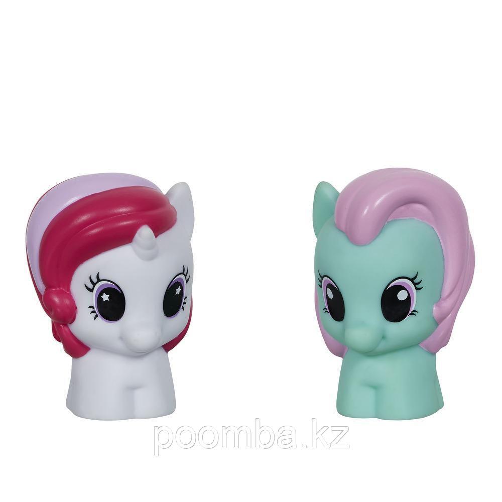 Пони-малышки Playskool My Little Pony - Moon Dancer & Minty
