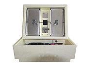 Старый модель. Инкубатор 70 яиц, автопереворот, 220В/12В/гор вода, аналоговый терморегулятор