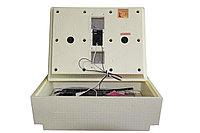 Старый модель. Инкубатор 70 яиц, автопереворот, 220В/12В/гор вода. аналоговый терморегулятор.