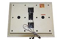 Старый модель. Инкубатор 70 яиц, автопереворот, 220В/12В/гор вода. Аналоговоый терморегулятор.