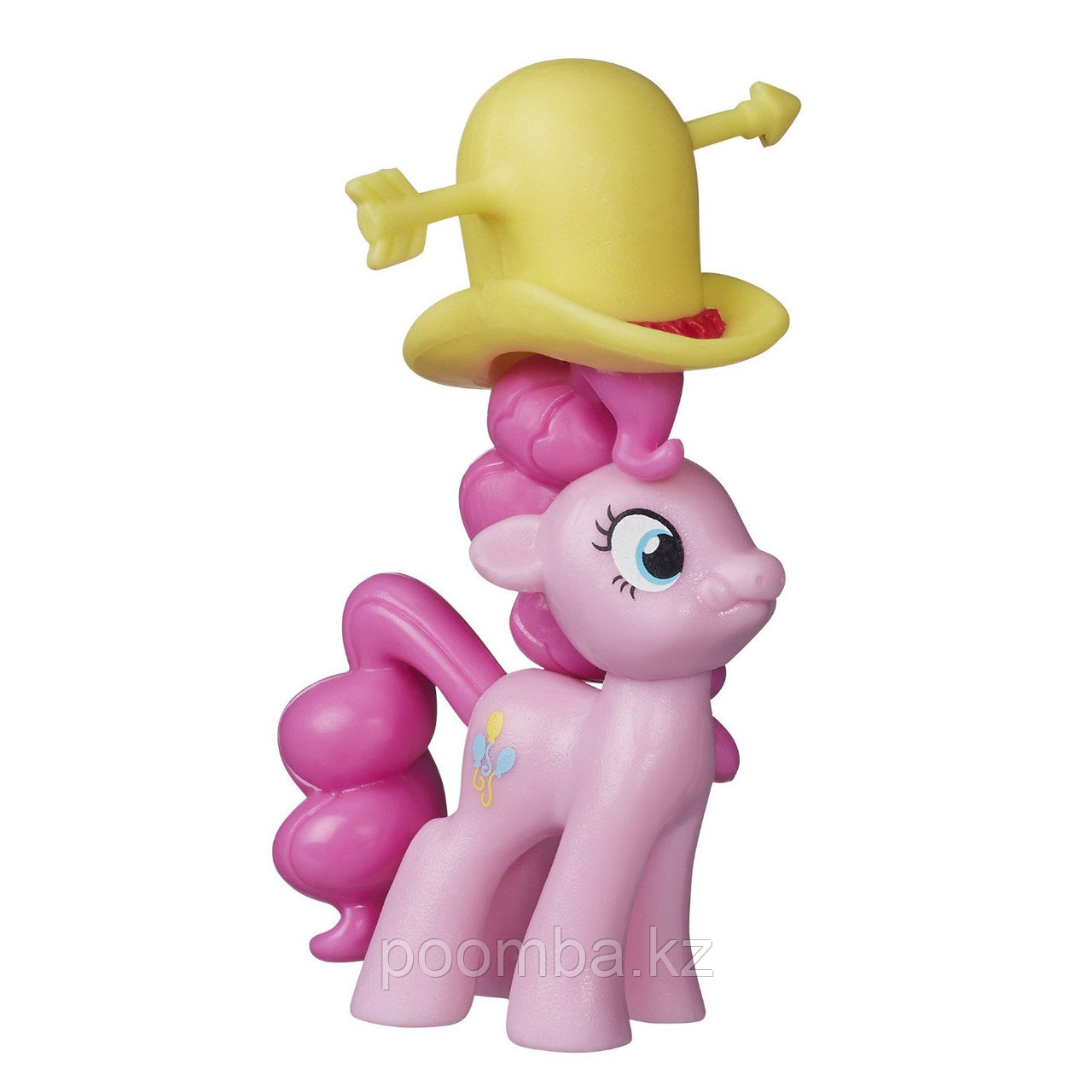 Коллекционная фигурка My Little Pony - Pinkie Pie, 2 волна