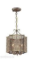 Светильник подвесной FAVOURITE BAZAR 1 1624-3P