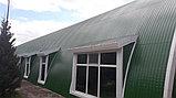 Строительство бескаркасных зданий из стали с полимерным покрытием., фото 2