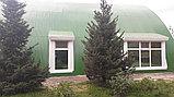 Строительство бескаркасных зданий из стали с полимерным покрытием., фото 3