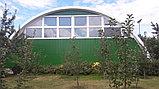 Строительство бескаркасных зданий из стали с полимерным покрытием., фото 5