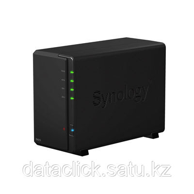 Synology, DX213, NAS, сетевой накопитель, схд, система хранения данных, сервер, алматы, казахстан
