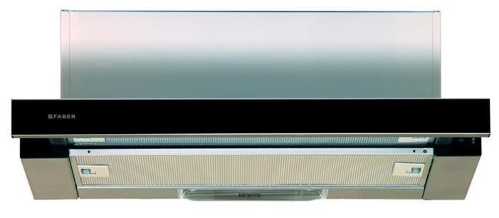 Вытяжка встраиваемая Faber Flox Glass BK A60