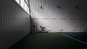 Расположение дополнительных элементов зала