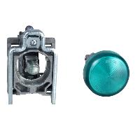 XB4BVB3 Сигн. Лампа22мм 24в зеленая