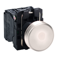 XB5AVM1 Сигн. Лампа 22мм 230-240в белая