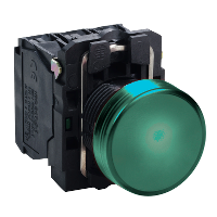 XB5AVM3 Сигн. Лампа 22мм 230-240в зеленая