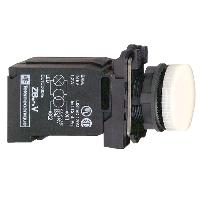 XB5AV41 Сигн. Лампа 22мм 230в белая
