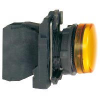 XB5AVM5 Сигн. Лампа 22мм 230-240в желтая