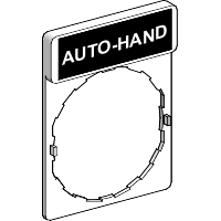 ZBY2364 Маркировка auto-hand zby2364