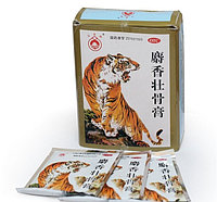 Пластырь тигровый болеутоляющий, согревающий
