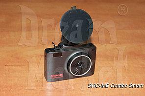 Радар-детектор видеорегистратор Sho-Me Combo Smart