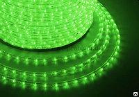 Дюралайт LED 2-х проводный, фиксинг, D-13мм, синий, 4,8W, кратность резки