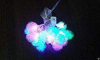 """LED гирлянда""""Пушинка,звездочки,цветочки,кубики"""" G-036"""