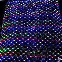"LED гирлянда ""Сетка"" G-063"