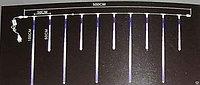 "LED ""Тающие сосульки"" С-004"
