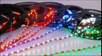 LED лента smd 3528, 24v герметичная L-007
