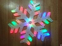 А LED Снежинка S-013
