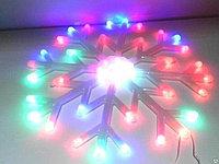 LED Снежинка S-017