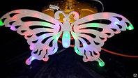Светодиодная бабочка S-032