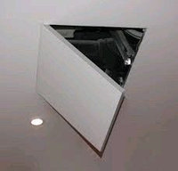 Люк под покраску для монтажа в потолок 150*150