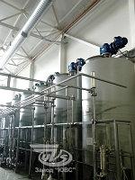 Резервуары вертикальные стальные - изготовление по ТЗ заказчика